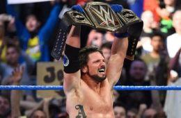 Aj Styles retiene el campeonato Mundial de la WWE en Royal Rumble