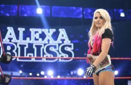 WWE noticis Alexa Bliss