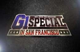 Análisis NJPW G1 Special en San Francisco