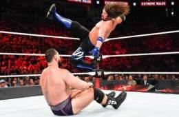 Análisis WWE Extreme Rules 2018