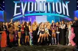 Análisis de WWE Evolution