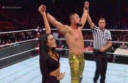 Andrade Cien Alamas gana a Sin Cara en el Kickoff de Extreme Rules