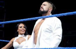 WWE noticias Andrade Cien Almas