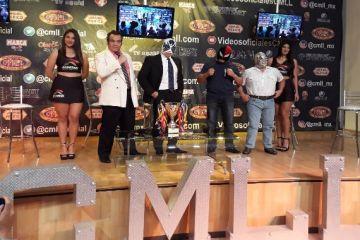 Aniversarios de Arena México y Coliseo del CMLL