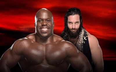 Apollo Crews vs Elias Kick Off de No Mercy