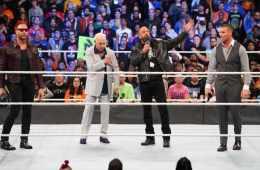 Así fue la Reunión de Evolution en SmackDown 1000