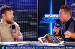 Así podría terminar el Daniel Bryan vs the miz en SummerSlam 2018