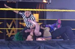 Asuka defendió el título en Crystal River