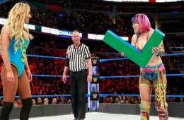 Asuka vs. Carmella