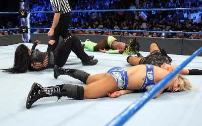 Audiencia de SmackDown Live del 19 de Septiembre