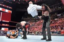 Audiencia de WWE RAW del 1 de Octubre