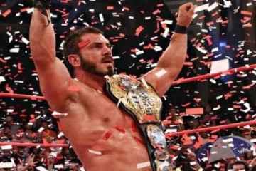 Austin Aries Impact Wrestling Champion