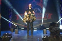 Austin Aries dice que Rich Swann es una gran incorporación para Impact Wrestling