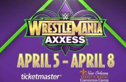 WWE noticias Axxess Wrestlemania