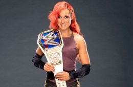 Becky Lynch dice que quiere estar en el main event de Wrestlemania 35