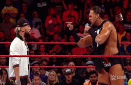 Big Cass habló tras derrotar a Enzo Amore