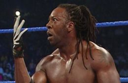Booker T decidido a seguir los pasos de Kane en la política