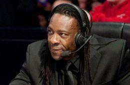 WWE noticias Booker T