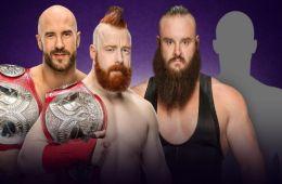 Braun Strowman Wrestlemania 34
