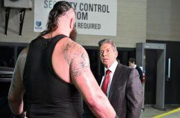 Braun Strowman no luchará contra Brock Lesnar en Royal Rumble por una sanción de Vince McMahon en WWE RAW