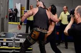 Braun Strowman vs. Roman Reigns Fastlane