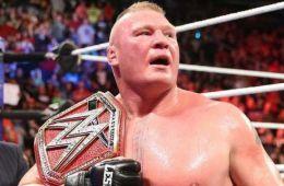 WWE noticias BrockLesnar