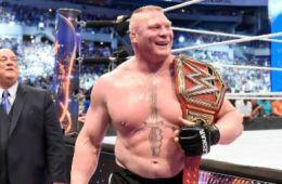 Brock Lesnar y su regreso a UFC