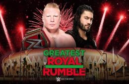 Brock Lesnar vs Roman Reigns por el Campeonato Universal en Greatest Royal Rumble