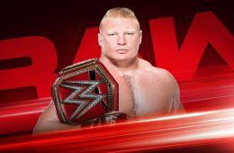 Brock lesnar regresa a televisión