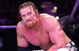 WWE noticias Buddy Murphy