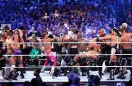 Cambio interesante en las reglas de los Battle Royal Matches de WWE