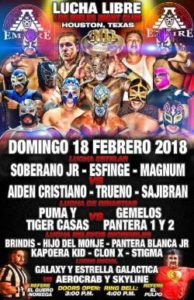 Cartel Lucha Empire