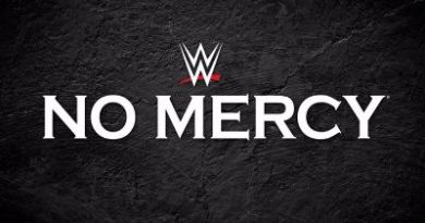 WWE No Mercy Cartelera