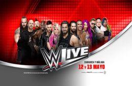 Carteleras actualizadas de los Shows en Málaga y Zaragoza en Mayo