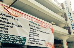 Centro de Acopio CMLL