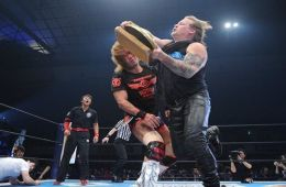 Chris Jericho NJPW