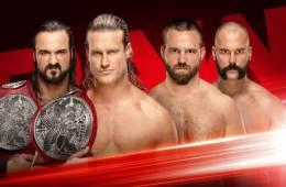 Combate por los RAW Tag Team Championship anunciado para WWE RAW