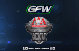 Comunicado GFW sobre lo sucedido en Triplemania XXV con Sexy Star