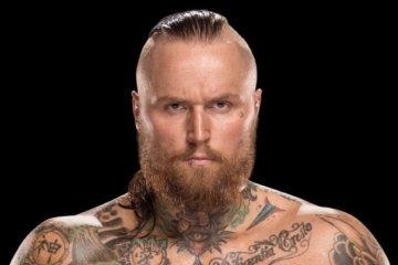 WWE noticias Aleister Black