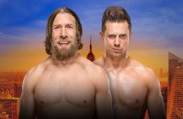 Daniel Bryan se enfrentará a The Miz en WWE Summerslam
