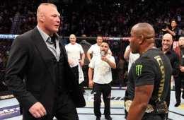 Daniel Cormier compara las storytelling de UFC y WWE