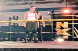 Debut de Marina Shafir en NXT Largo