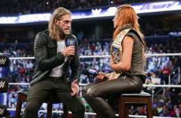 Edge hace su regreso en Smackdown 1000
