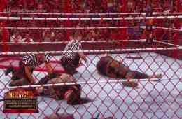El combate por el campeonato Universal queda sin resultado en Hell in a Cell