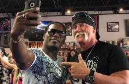 Elijah Burke perdona a Hulk Hogan por sus comentarios racistas