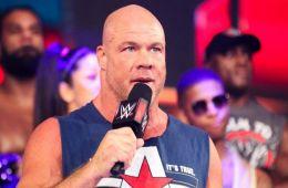 Estado de Kurt Angle de cara a su participación en WWE Royal Rumble