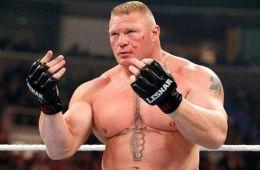 Estas pueden ser las últimas tres apariciones de Brock Lesnar en WWE