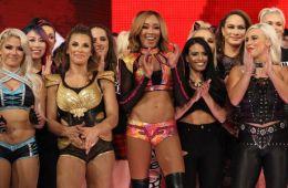 WWE noticias Evolution