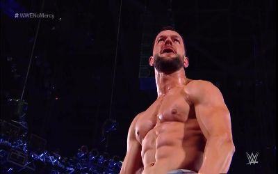 Finn Balor derrotó a Bray Wyatt en WWE No Mercy 2017