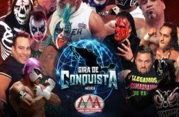 Gira de Conquista en Monterrey